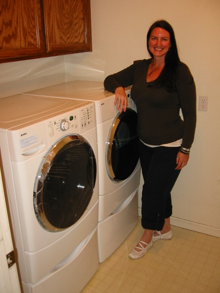 New Laundry Machines